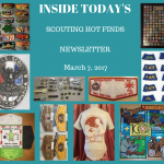 Tuesday Scouting Hot Finds Newsletter March 7, 2017
