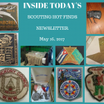 Tuesday Scouting Hot Finds Newsletter May 16, 2017