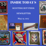 Friday Scouting Hot Finds Newsletter May 19, 2017