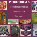 Tuesday Scouting Hot Finds Newsletter May 2, 2017