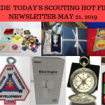 Sunday Scouting Hot Finds Newsletter May 21, 2017
