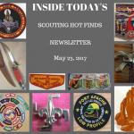 Tuesday Scouting Hot Finds Newsletter May 23, 2017