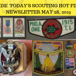 Sunday Scouting Hot Finds Newsletter May 28, 2017