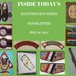 Tuesday Scouting Hot Finds Newsletter May 30, 2017
