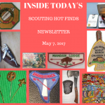 Sunday Scouting Hot Finds Newsletter May 7, 2017