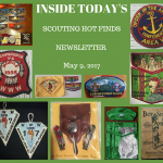 Tuesday Scouting Hot Finds Newsletter May 9, 2017
