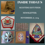 Sunday Scouting Hot Finds Newsletter November 16, 2014