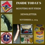 Friday Scouting Hot Finds Newsletter November 21, 2014