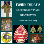 Sunday Scouting Hot Finds Newsletter November 23, 2014
