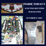 Friday Scouting Hot Finds Newsletter October 17, 2014