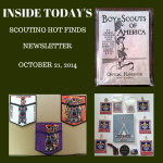 Tuesday Scouting Hot Finds Newsletter October 21, 2014