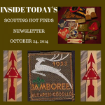 Friday Scouting Hot Finds Newsletter October 24, 2014