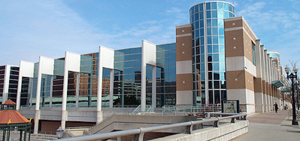 The Lansing Convention Center Home of the 2015 NOAC TOR