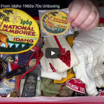 Scout Collection From Idaho 1960s-70s Unboxing