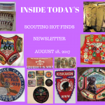 Friday Scouting Hot Finds Newsletter August 18, 2017