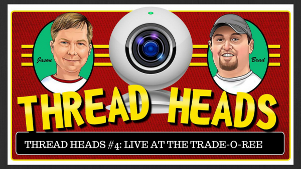 THREAD HEADS #4_  LIVE AT THE