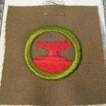 Blacksmithing Merit Badge Reproduction with Pamphlet