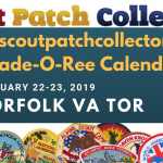 Norfolk VA Trade-O-Ree February 22-23, 2019