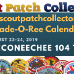 Boy Scout Trade-O-Ree North Carolina Occoneechee Lodge 104 TOR