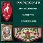 Sunday Scouting Hot Finds Newsletter October 19, 2014
