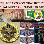 Tuesday Scouting Hot Finds Newsletter January 8, 2019
