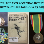 Tuesday Scouting Hot Finds Newsletter January 15, 2019