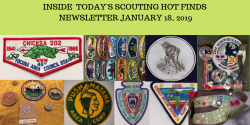 Friday Scouting Hot Finds Newsletter January 18, 2019