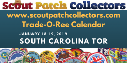 South Carolina Trade-O-Ree January 18-19, 2019