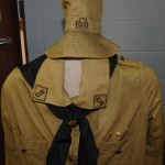 Girl Scout Uniform History Display Teens - 2000s